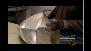 How It's Made - Custom Motorcycle Gas Tank