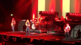 Deep Purple - Intro + Fireball + Into the Fire (2013-03-02, Sydney)