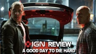 IGN Reviews   A Good Day To Die Hard Video Review