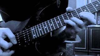Children of Bodom   Wrath within  Guitar cover solo ALEX KARCASS