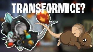 TRANSFORMICE | IT'S STILL HALLOWEEN!