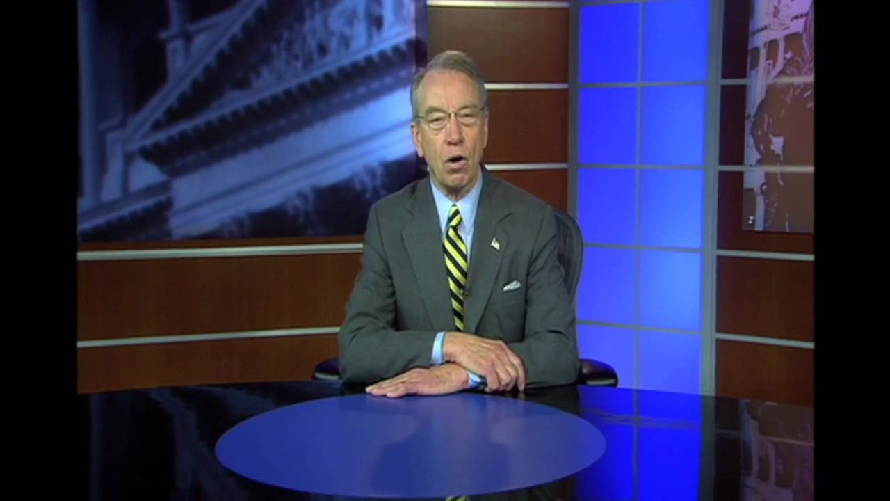 Grassley: Sound off on healthcare reform