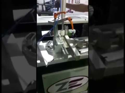 Aluminium End Milling Machine