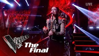 Bethzienna's 'Call Out My Name' | The Final | The Voice UK 2019