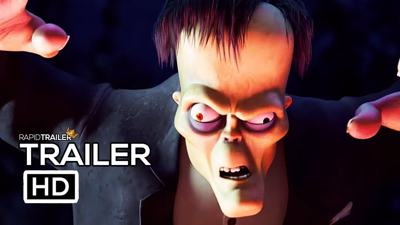 The Addams Family,  2019 - Animation, Comedy