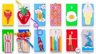 10+ AMAZING DIY PHONE CASE IDEAS
