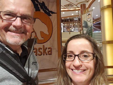 Embarkation Day - Alaska Cruise 2019