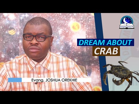 DREAM ABOUT CRAB - Find Out The Biblical And Spiritual Meaning