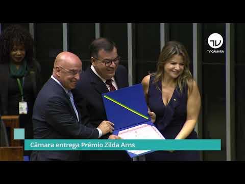 Câmara entrega Prêmio Zilda Arns 2019 - 02/10/19