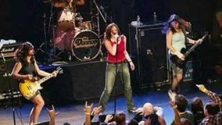 The donnas-rock 'n roll machine