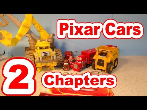 Pixar Cars, A 2 Part Special, Screaming Banshee Destroys Radiator Springs, And Cars Game Hot Tip