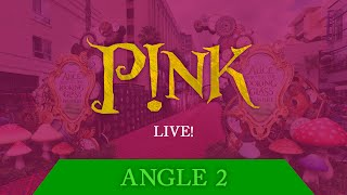 P!nk Live - Angle 2 from the World Premiere - Alice Through The Looking Glass