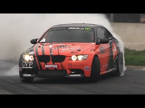 2jz Powered E92 Bmw M3 Is Here To Drift But Will Also Offend