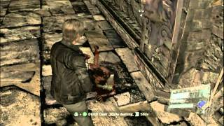 Resident Evil 6 Walkthrough (Leon Campaign) Pt. 12 - I Hate Catacombs