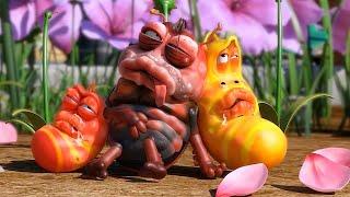 LARVA   BUMBLE BEE ATTACK   2019 Cartoon   Cartoons For Children   WildBrain Cartoons