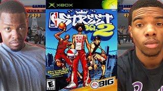THAT'S NOT FAIR DOE! - NBA Street Vol. 2 (Xbox)   #ThrowbackThursday ft. Juice