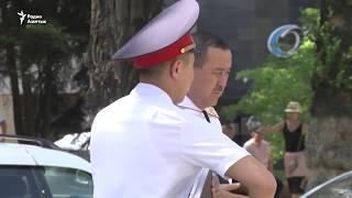 Массовые задержания в Астане и Алматы