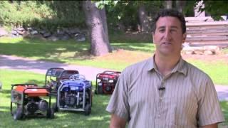 Consumer Reports: Best buy portable generators