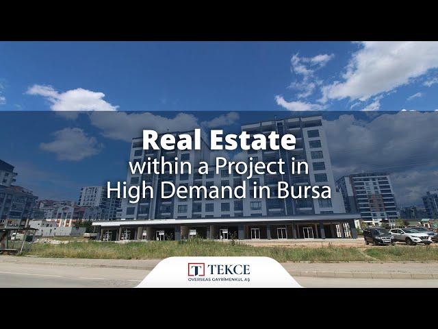 Key-Ready Quality Real Estate for Sale in Nilüfer Bursa