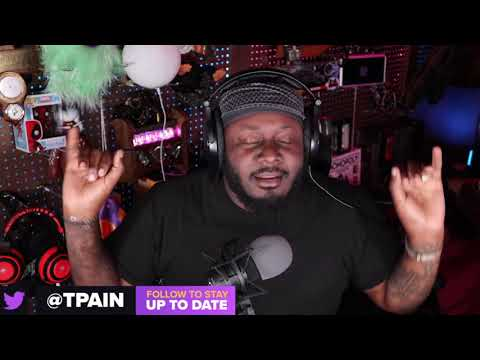 T-Pain's Intro On Twitch Is Crazy Over The Top