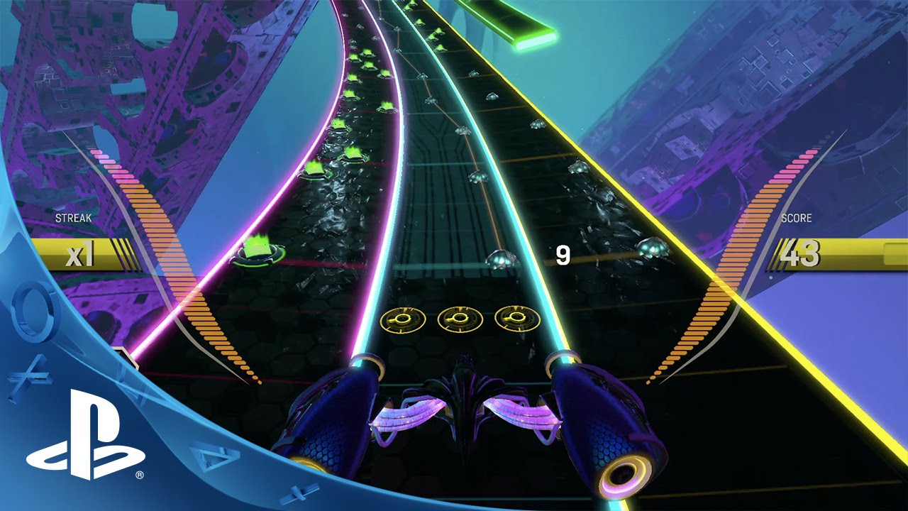Amplitude: First Gameplay Trailer, Team Multiplayer Revealed