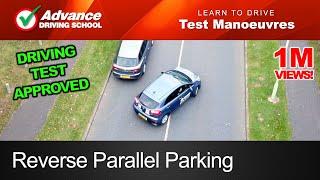 Reverse Parallel Parking Manoeuvre  |  2020 UK Driving Test