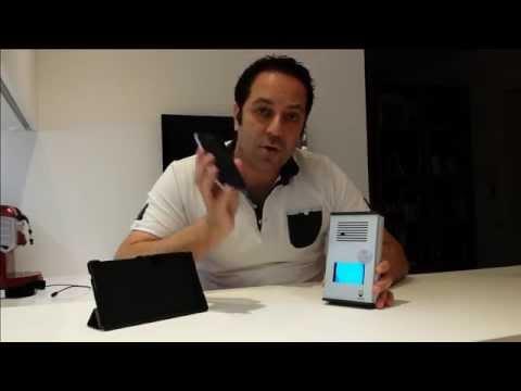 Sistema di Videocitofonia VOIP con Raspberry e Android