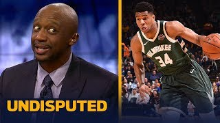 Jason Terry reacts to the Bucks' blowout against the Warriors: Bucks' stock is up   NBA   UNDISPUTED