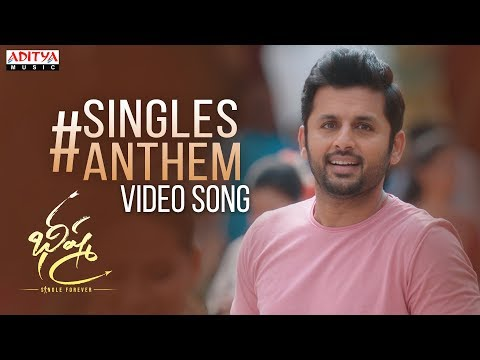 singles-anthem-video-song-from-bheeshma