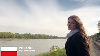 Kaja Klimkiewicz Contestant from Poland for Miss World 2016 Introduction
