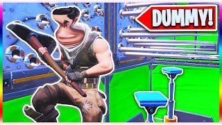 The REAL Deathrun For DUMMIES! (Fortnite Creative Mode)
