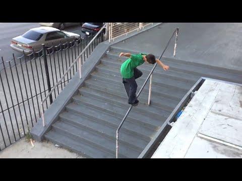 Image for video Volcom Presents: Real Life Happening - Daan Van Der Linden
