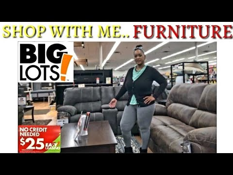 BIG LOTS NEW FURNITURE | COUCHES & SOFAS AND ARMCHAIRS 2019