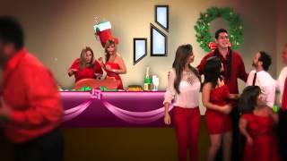 José Feliciano & Christian Daniel - Feliz Navidad (Univision)