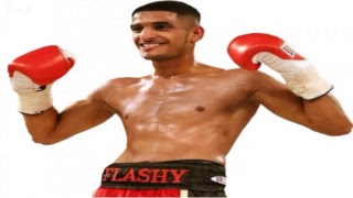 """FLASHY FAZ"" MUHEEB FAZELDIN SIGNS WITH WARREN, CALLS KHAN ""WASTEMAN"""