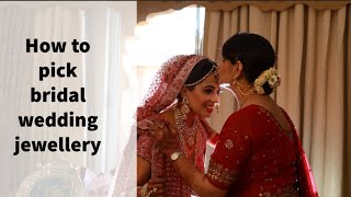 All You Need To Know About Bridal Jewellery | How To Buy Your Wedding Jewellery