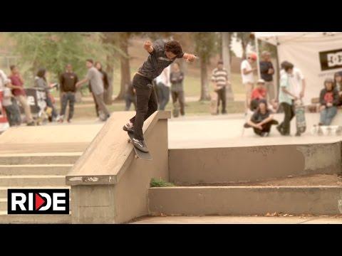 TWS Come Up Tour 2015 - Lincoln Park Skatepark