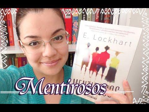 Livro - Mentirosos (E. Lockhart)