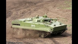 Iraq Receives First BMP-3 Infantry Fighting Vehicles From Russia