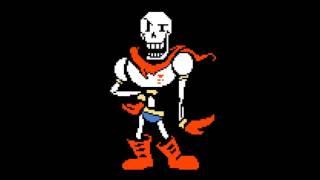 Undertale - Papyrus Theme Song - Bonetrousle
