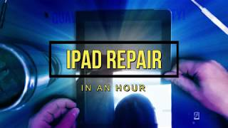 Why we won't repair your iPad in under an hour.