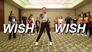 WISH WISH   DJ KHALED FT. CARDI B & 21 SAVAGE | Nicole Laeno Choreography