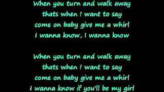 Hey Baby (I wanna know if you would be my girl   - YouTube