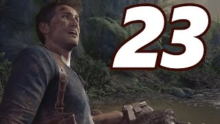 EXPLODING MUMMIES AND DEATH PUZZLES! - Uncharted 4: A Thiefs End Gameplay Walkthrough Part 23