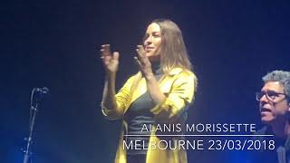 Alanis Morissette LIVE in MELBOURNE - Thank U