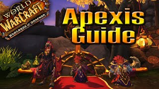 Apexis Crystals Guide by QELRIC | Warlords of Draenor