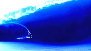 Обалденно красивый сёрфинг