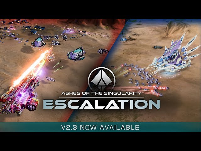 Ashes of the Singularity Escalation 2.3 update