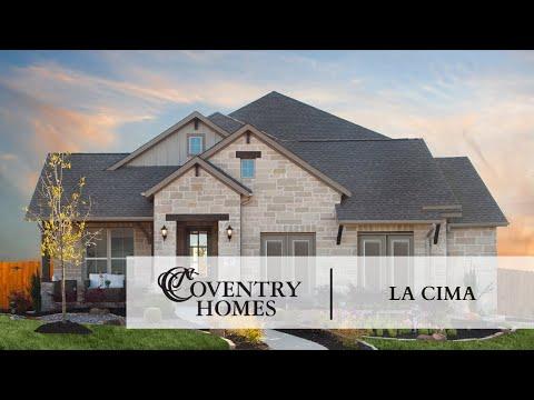 Coventry Homes in La Cima