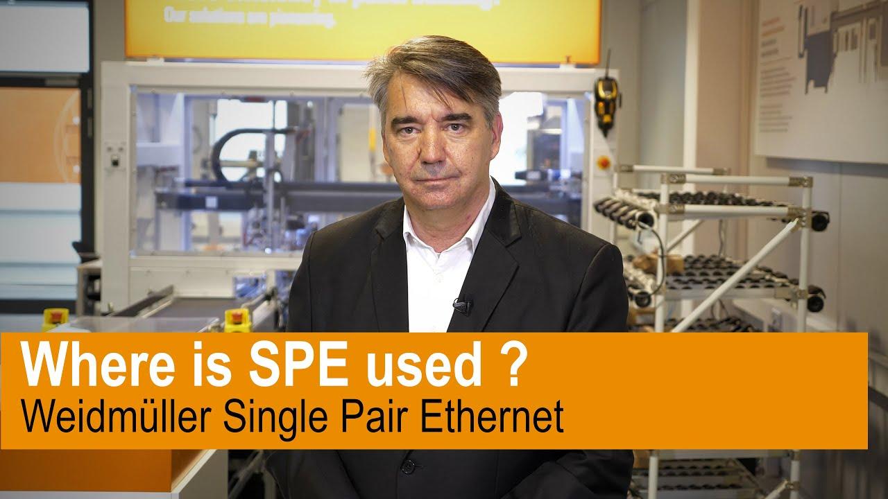 Где используется SPE?